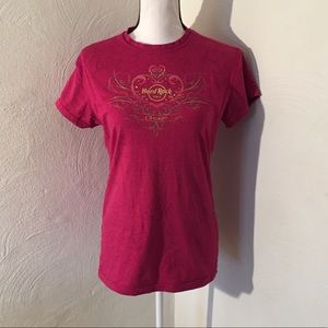 Hard Rock Couture Women's Size Large Tee